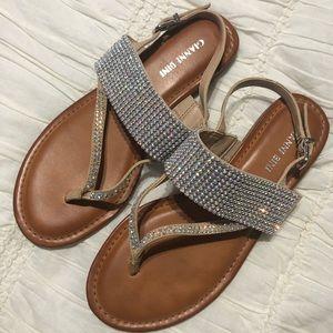 Gianni Bini Bling Sandals